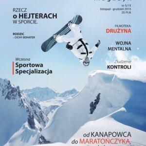 Magazyn Psychologia Sportu - wydanie nr 5/2015