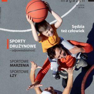 Magazyn Psychologia Sportu pierwszy numer w roku 2016